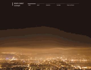 benitacombet.net screenshot