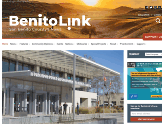 benitolink.com screenshot