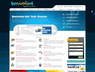 benivolent.com screenshot