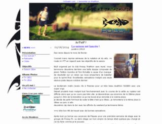 benjamin-dupont.onlinetri.com screenshot