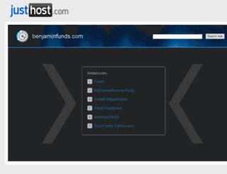 benjaminfunds.com screenshot