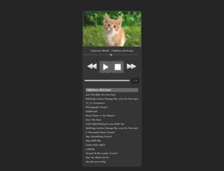 benjaminlim.info screenshot