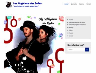 benjshow.fr screenshot