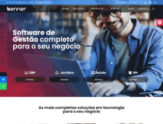 benner.com.br screenshot