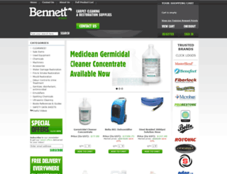 bennettdirect.com.au screenshot