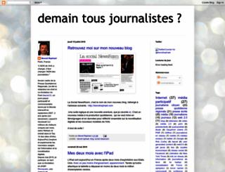 benoit-raphael.blogspot.com screenshot