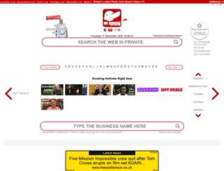 benosey.com screenshot