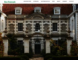 benpentreath.com screenshot