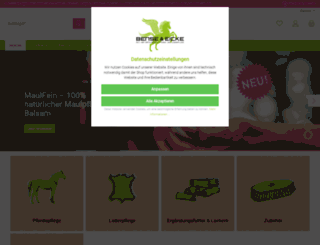 bense-eicke.de screenshot