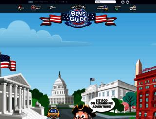 bensguide.gpo.gov screenshot