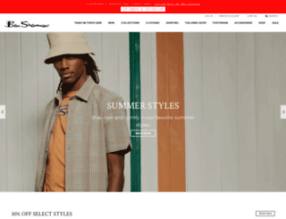 bensherman-shop.de screenshot