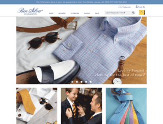 bensilver.com screenshot