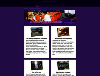 benstaxiserviceandtours.com screenshot