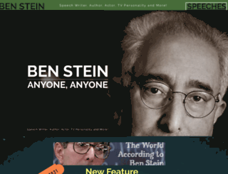 benstein.com screenshot