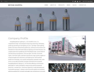 bentail.com screenshot