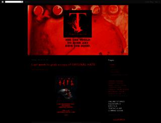 bentemplesmith.blogspot.com screenshot