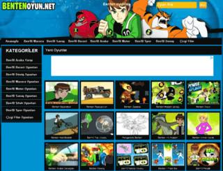 bentenoyun.net screenshot