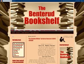 benterudbookshelf.blogspot.com screenshot