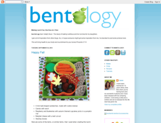 bento-logy.blogspot.com screenshot