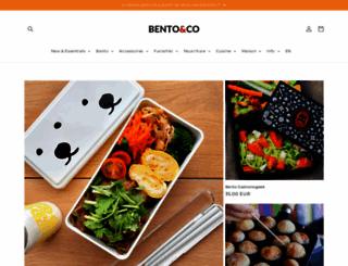 bentoandco.com screenshot