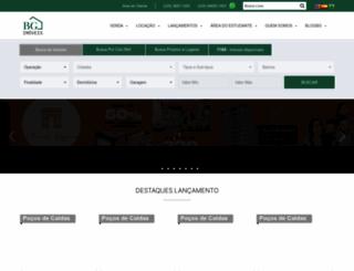 bentogoncalvesimoveis.com.br screenshot