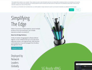 benunets.com screenshot
