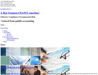 benvcpa.com screenshot