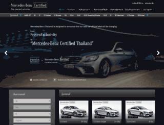 benzproven.com screenshot