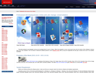benzsoft.com screenshot
