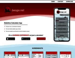 beoga.net screenshot