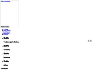 beontech.com screenshot