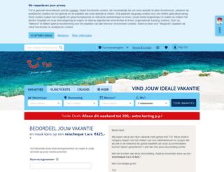 beoordeling.tui.nl screenshot