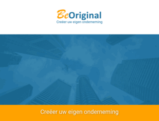 beoriginal.nl screenshot