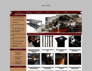 bepminhchi.com screenshot