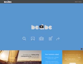beqbe.com screenshot