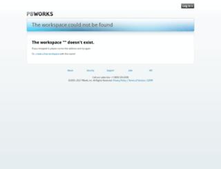 bequest.pbworks.com screenshot