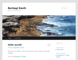 berbagikasih.com screenshot