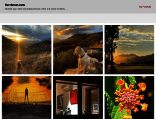 berchman.com screenshot
