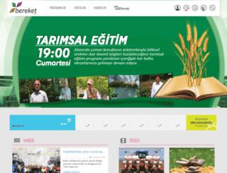 berekettv.com screenshot