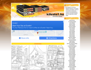 berendezos-kifestok.kifesto1.hu screenshot