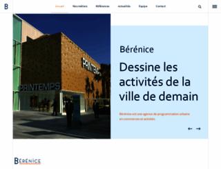 berenice.fr screenshot