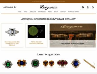 berganza.com screenshot