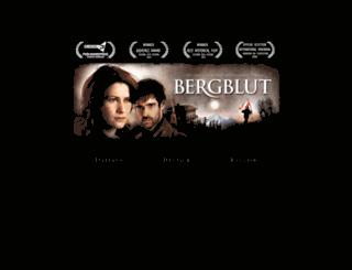 bergblut.com screenshot