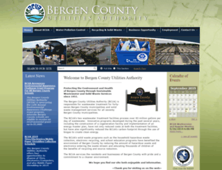 bergenutilities.govoffice3.com screenshot