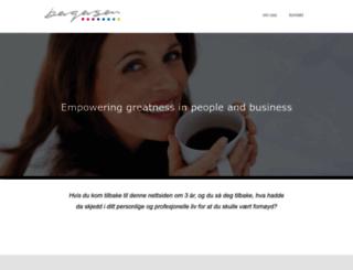 bergersendesigngroup.com screenshot