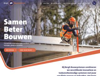 berghbouwsystemen.nl screenshot