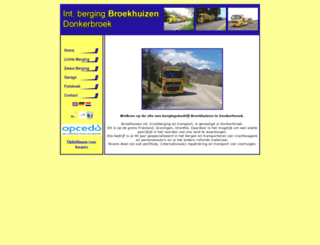 berging.net screenshot