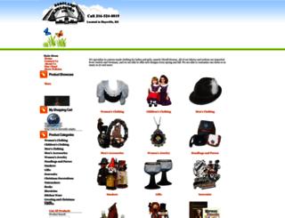 berglandtrachten.com screenshot