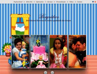 bergvideos.com.br screenshot