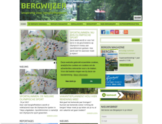 bergwijzer.nl screenshot
